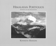 Himalayan Portfolios : Journeys of the Imagination, Hardback Book