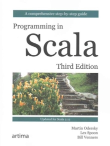 Programming in Scala, 3rd Edition, Paperback / softback Book