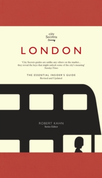 City Secrets: London, Hardback Book