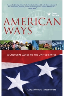 American Ways : A Cultural Guide to the United States of America, Paperback / softback Book
