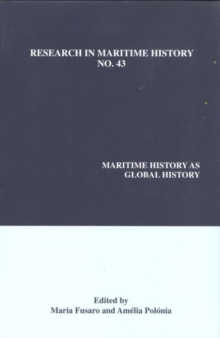 Maritime History as Global History, Paperback / softback Book