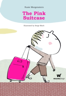 The Pink Suitcase, Hardback Book