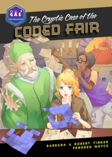The Cryptic Case of the Coded Fair, Paperback Book