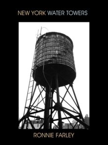 New York Water Towers, Hardback Book