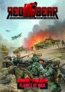 Red Bear : Allied Forces on the Eastern Front, January 1944-February 1945, Hardback Book