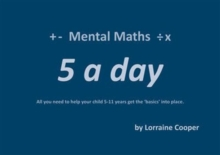 Mental Maths Five a Day, Paperback Book