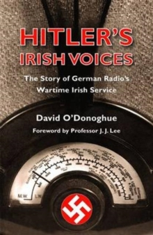 Hitler's Irish Voices, Paperback Book