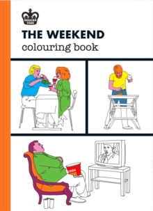 The Weekend Coloring Book, Paperback Book