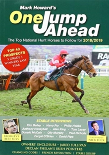One Jump Ahead 2018-2019,  Book