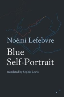 Blue Self-Portrait, Paperback Book