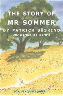 The Story of Mr Sommer, Paperback Book