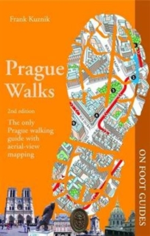 Prague Walks, Paperback Book