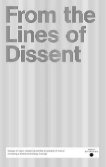 From the Lines of Dissent, Paperback Book