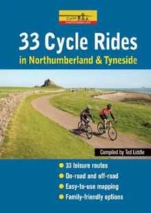Cycle Rides in Northumberland and Tyneside, Paperback Book