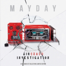 Mayday : Air Crash Investigation, Hardback Book