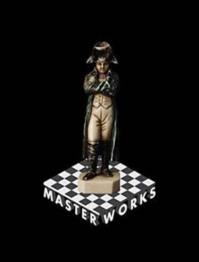 MASTER WORKS : Rare and Beautiful Chess Sets of the World, Hardback Book