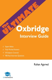 The Ultimate Oxbridge Interview Guide, Paperback / softback Book