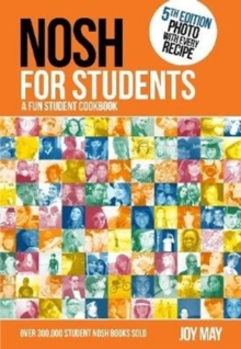 Nosh for Students : A Fun Student Cookbook, Paperback / softback Book