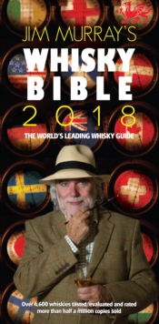 Jim Murray's Whisky Bible 2018, Paperback Book