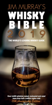 Jim Murray's Whisky Bible 2019, Paperback / softback Book