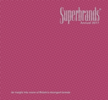 Superbrands Annual, Hardback Book