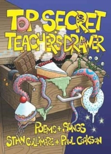 Top Secret Teacher's Drawer, Paperback Book