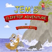 Jems Clifftop Adventure, Hardback Book
