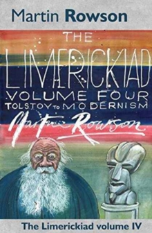 The Limerickiad : Volume IV, Paperback Book