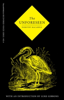 The Unforeseen, Paperback Book
