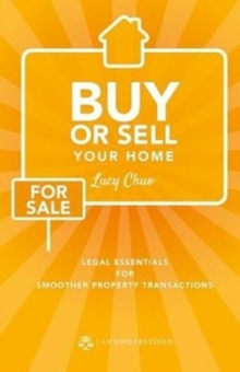 Buy or Sell Your Home : Legal Essentials For Smoother Property Transactions, Paperback Book