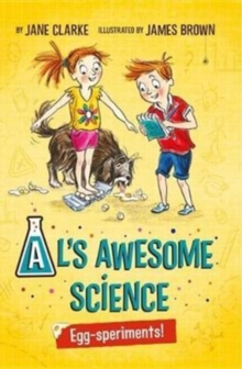 Al's Awesome Science : Egg-Speriments! No.1, Paperback Book