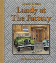 Landy at the Factory, Hardback Book