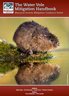 The Water Vole Mitigation Handbook, Paperback / softback Book