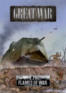 GREAT WAR, Paperback Book