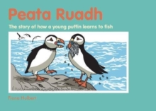 Peata Ruadh : The story of how a young puffin learns to fish, Paperback / softback Book