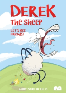 Derek the Sheep: Let's Bee Friends, Paperback Book