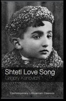Shtetl Love Song, Paperback Book