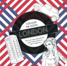 Colour Me Good London, 2nd Edition, Paperback / softback Book