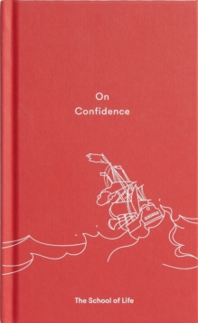 On Confidence, Hardback Book