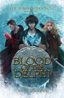 Blood of the Delphi, Paperback Book