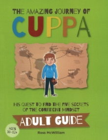 Amazing Journey of Cuppa : Adult Guide, Spiral bound Book
