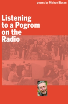 Listening to a Pogrom on the Radio, Paperback Book