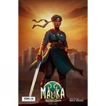 Malika: Warrior Queen Part One : An African Historical Fantasy Graphic Novel, Paperback Book