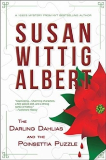 The Darling Dahlias and the Poinsettia Puzzle, Hardback Book