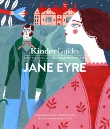 Kinderguides early learning guide to Charlotte Bronte's Jane Eyre, Hardback Book