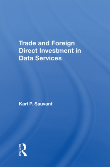 Trade And Foreign Direct Investment In Data Services, EPUB eBook