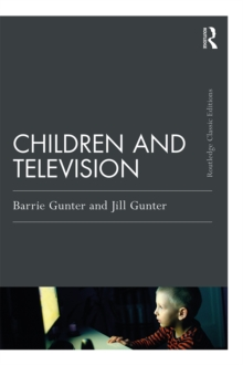 Children and Television, EPUB eBook
