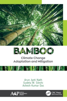 Bamboo : Climate Change Adaptation and Mitigation, EPUB eBook