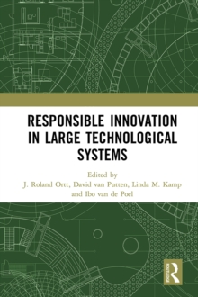 Responsible Innovation in Large Technological Systems, EPUB eBook