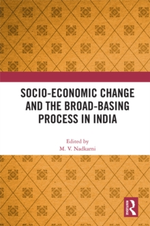 Socio-Economic Change and the Broad-Basing Process in India, EPUB eBook